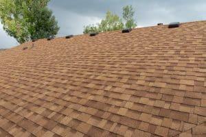 asphalt shingles new house roof