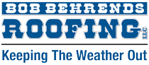 Bob Behrends Roofing and Gutters logo