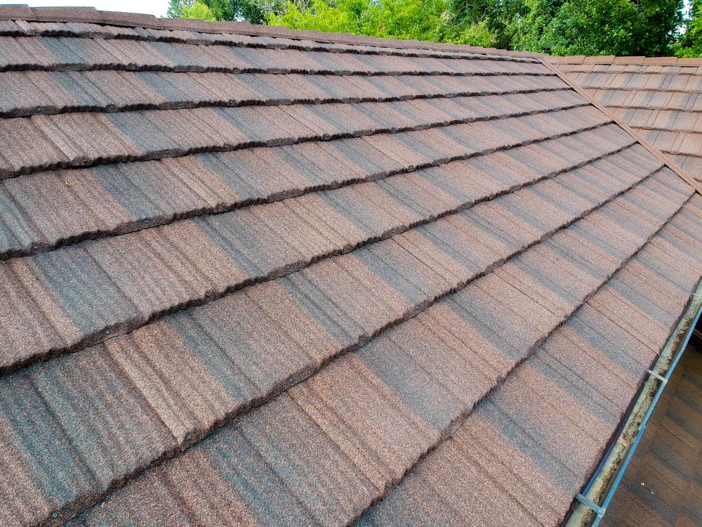 residential metal roof