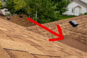 modified bitumen on low slope on steep slope roof