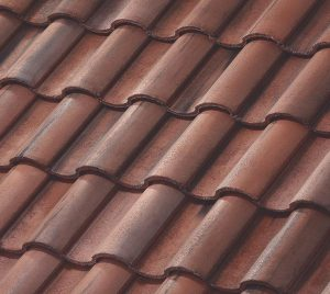 new barrel roof tiles
