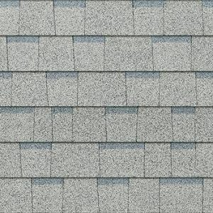 Owens Corning's Energy Star Rated TruDefinition Duration shingle in Shasta White